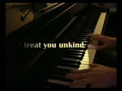 Alicia Keys Wild Horses Karaoke Piano
