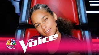 The Voice 2017   Inspired By  Alicia's Fresh Faced Look (Digital Exclusive)