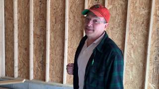 Home Inspector Pre-drywall