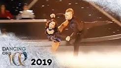 Eric Stehfests atemberaubende Kür mit voller Punktzahl | FINALE | Dancing on Ice | SAT.1