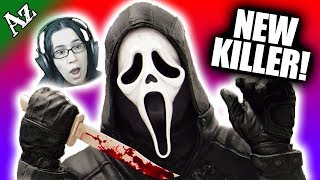 GHOST FACE RELEASED!! 🔪 Dead by Daylight 🔪