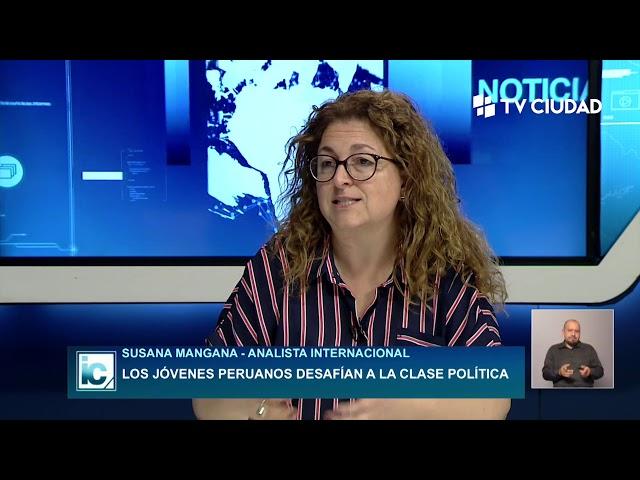 Informe Capital | Columna Susana Mangana 26/11/20