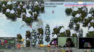 Pro Gamers vs Empire Earth Gold Edition (the second attempt)