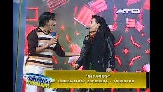 VIDEO: ME ARREPIENTO (Juan Beltrán Conde - Sábados Populares) - LUZ TAMARA GITANOS EN VIVO