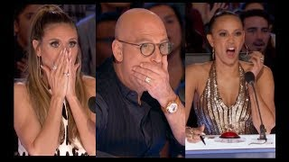 Top 5 Mind-Blowing Magicians | America's Got Talent 2017