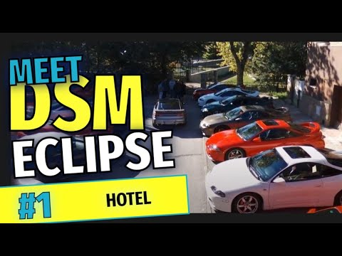 "Download 🔥🔥#3️⃣ DSM Mitsubishi Eclipse 2G MEET BIGGEST Spain. ""HOTEL"" Chapter 1 🔥🔥"