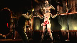 Silent Hill Homecoming: Asphyxia Boss fight