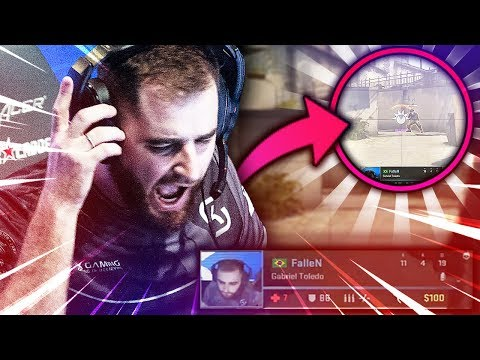 FALLEN FLICKSHOT CEGO🤩!! Coldzera MALDOSO - CS:GO Highlights #44 ‹ AleArts ›