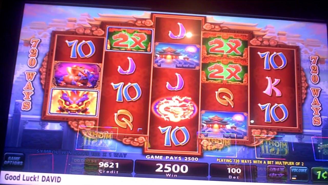 Dragon slots themes