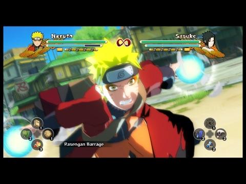 Naruto Ultimate Ninja Storm 3 - MULTIPLAYER (Melhores Batalhas)
