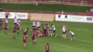 Intrust Super Shute Shield Highlights 2018 | Norths Rugby vs Eastwood | Round 3