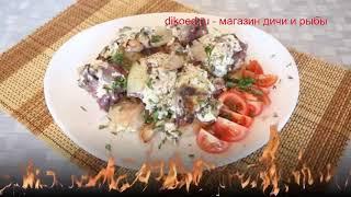 Рецепты из зайца - как приготовить зайца пошаговый рецепт - Заяц запеченный в сметане за 50 минут
