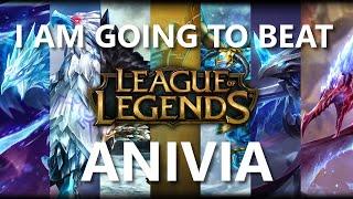 Trinimmortal beats League: Anivia