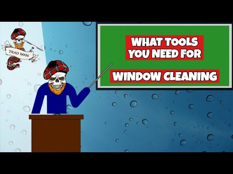 What Tools You Need For Window Cleaning