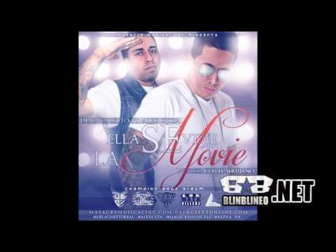 De La Ghetto Ft. Alex Kyza - Ella Se Vive...