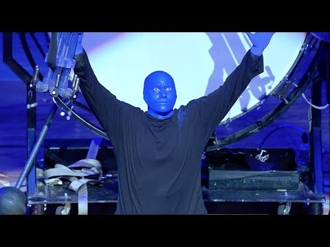 LIVE Blue Man Group Performance | Milwaukee Bucks vs. Cleveland Cavaliers