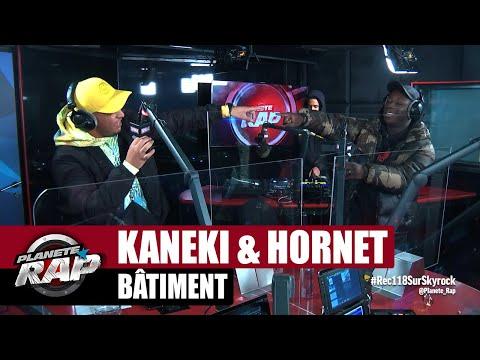 Youtube: Kaneki«Bâtiment» ft Hornet La Frappe #PlanèteRap