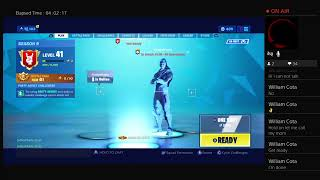 Live season 9 Playing Fortnite sud and if i get 40 or 50 sud i will do a give away