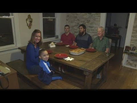 Mychal Maguire - Tampa Family Celebrated Christmas Together After DNA Test Connects Them