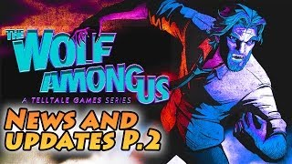 The Wolf Among Us - Xbox Live SEASON PASS $14.99! and Episode 1 Faith + Trial Demo Available