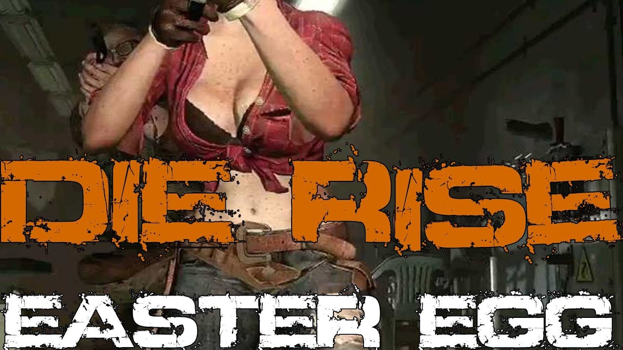how to complete die rise easter egg