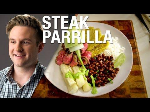 Steak Parrilla: Blake Lewis' One Last Bite