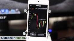 eToro Trader App im Test auf Gutscheinrausch.de