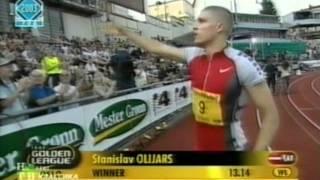 2003 IAAF Golden League in Oslo