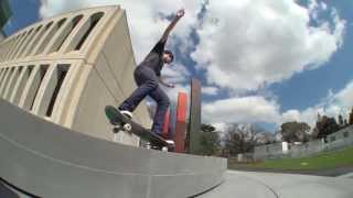 Matthew Goldstein - Skating Melbourne