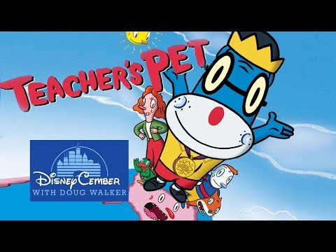 Teacher's Pet - Disneycember
