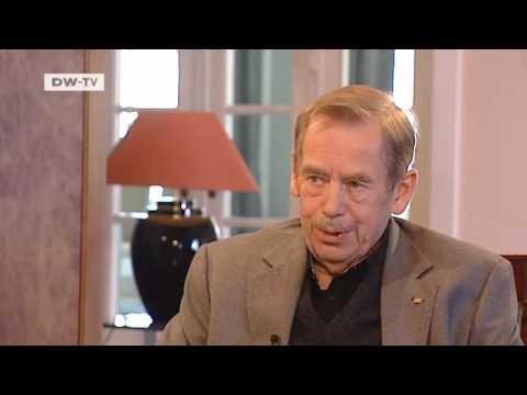 Journal Interview mit Václav Havel,ehemaliger tschechischer