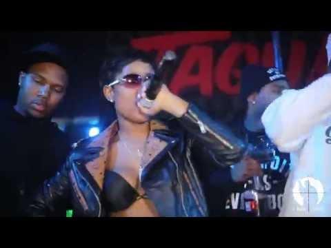 Dej Loaf Performs Live At Detroits Club Jaguar