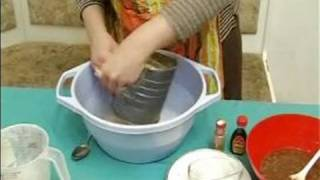 How To Make Mandel Bread : Mix Dry Ingredients For Mandel Bread
