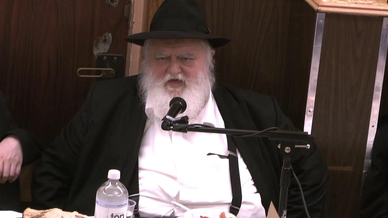 """התוועדות ט""""ו אלול הרב שלמה זרחי - הרב יקותיאל פלדמן שנת תשע""""ח"""