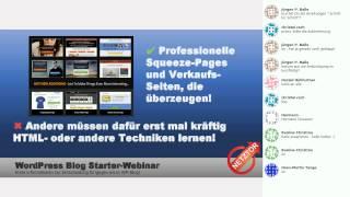 Vorteile WordPress Blog und wie funktioniert WP Meine Kurse und Webinare von NETZTOR
