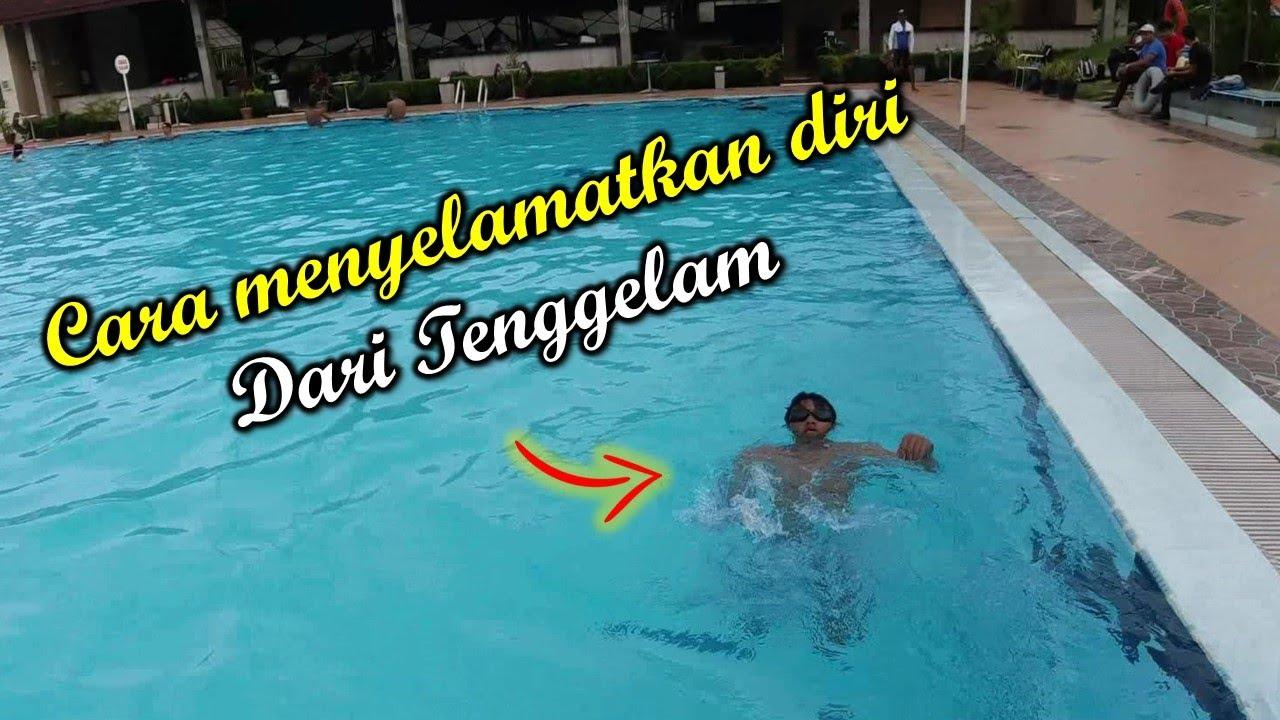 Cara menyelamatkan diri dari tenggelam ketika berenang (bagian 2)