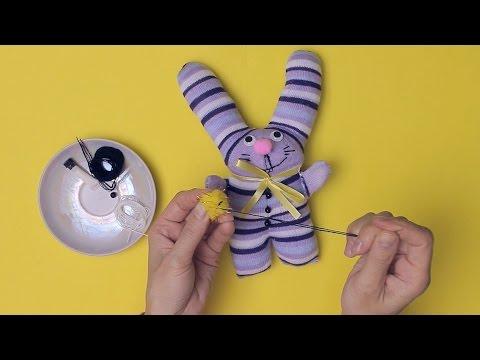 видео: Мягкая игрушка