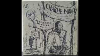Charlie Parker Dial Alternate Masters Vol. 1 904