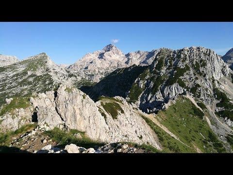 Bergtour Visevnik (2050m) - Julische Alpen