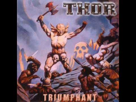 Thor feat. Seth Putnam - Throwing Cars At People (On Coke With Thor)