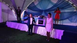 Прикольный свадебный танец!!!