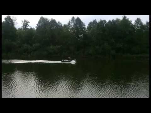 Лодка Пеликан 285Т с лодочным мотором HIDEA 2,5