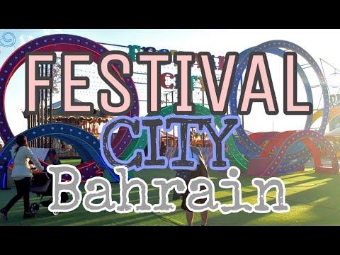 Bahrain Festival City 2019 Vlog | ohyenhun