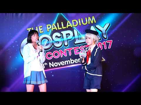 171118【Free Stage Anime Song】 AI @ The Palladium Cosplay Contest 2017