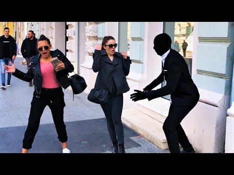BEST Reactions!! Way too Funny!! Mannequin Prank!
