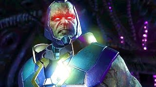 INJUSTICE 2 - Darkseid Gameplay (PS4, Xbox One)