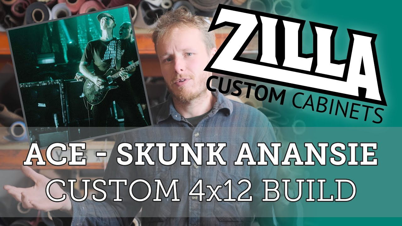 Download Ace 4x12 - We build Skunk Anansie's very own Ace a cab.