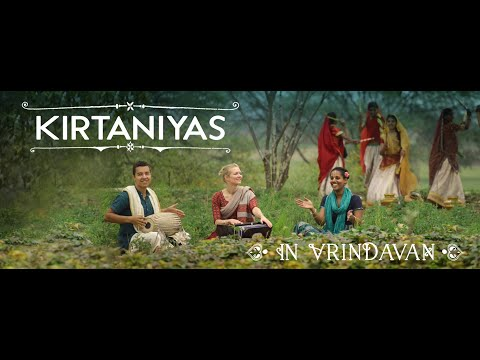 KIRTANIYAS - In Vrindavan feat. Sandipani Muni school (OFFICIAL)