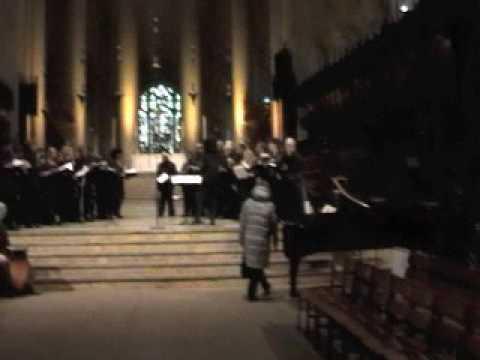 Saint John The Divine (NYC)-The Commemoration Of Absalom Jones -2/11/17