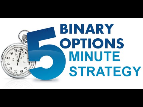 Simple binary trading strategy